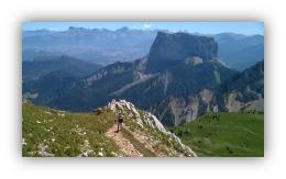 Randonnée dans le Vercors avec Maison de la Montagne